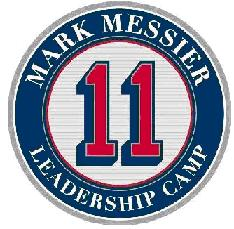 MARK MESSIER LEADERSHIP CAMP